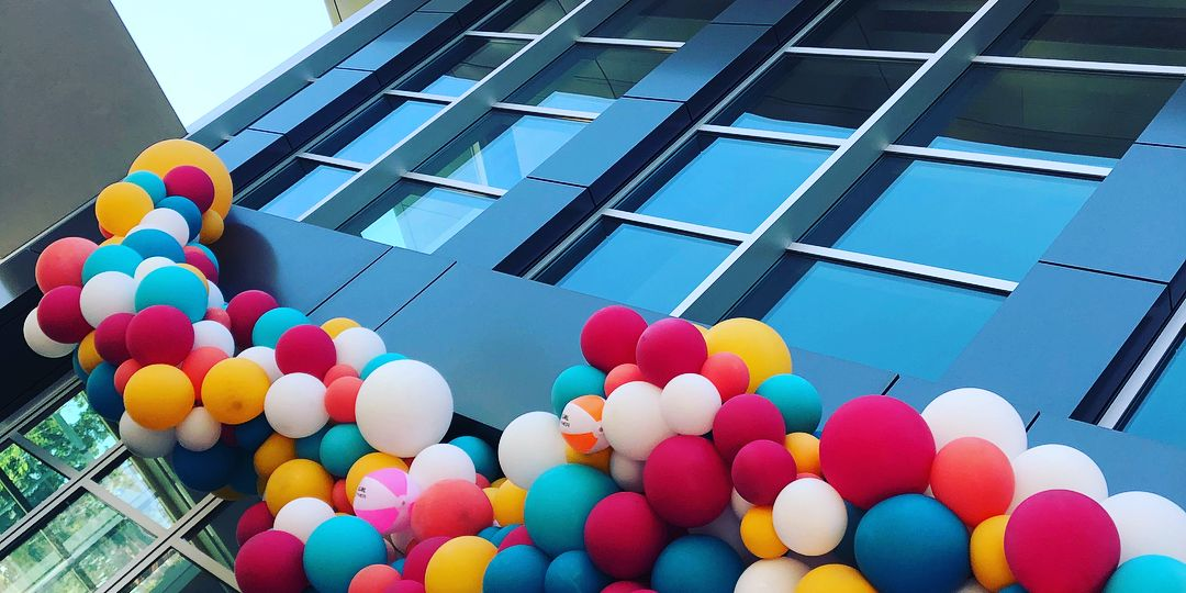 Balloon Garland San Diego